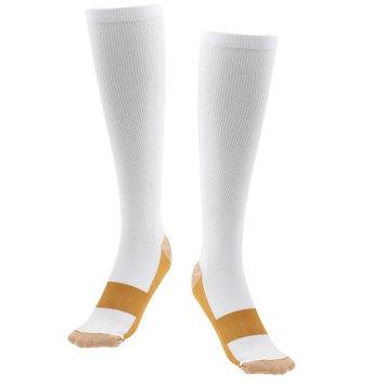Tonewear Comfortable Copper Anti-Fatigue Compression Support Socks For Men & Women