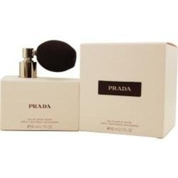 Prada Amber Tendre By Prada For Women Eau De Parfum EDP 80ml 2.7 Fl Oz Refillable Spray