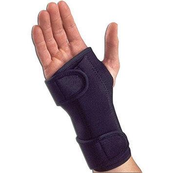 Bilt-Rite Mastex Health 10-22100-MD-2 Wrist Splint Ambidextrous Beige - Medium