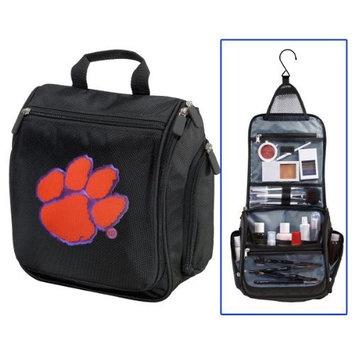 Clemson University Toiletry Bags Or Hanging Clemson Tigers Shaving Kits