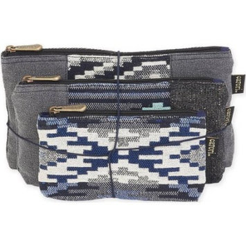 Catori Cosmetic Bags, 3pk