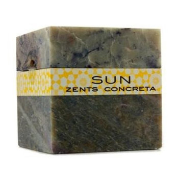 Zents Concreta, Sun, Firming Repair Balm, With Pure Organic Shea Butter and Organic Coconut Oil in Soapstone, 1.25 fl oz/37.5 millileters