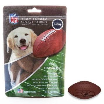 NFL Seattle Seahawks 7 oz. Dog Treats