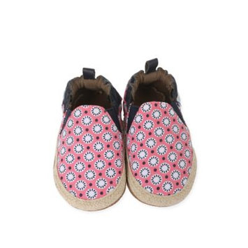 Robeez Soft Soles Blossom Mania Shoes, Baby Girls (0-24 months)