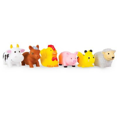 Waddle® Farm 6-Pack Bath Squirties