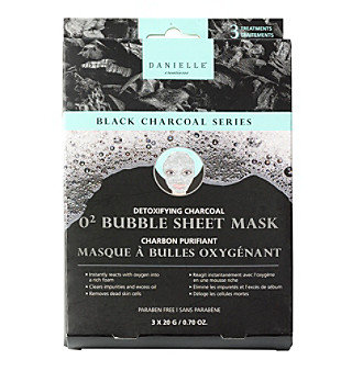Detoxifying Bubble Sheet Mask