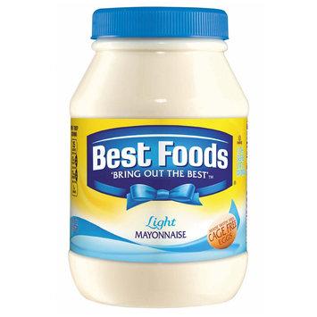 Unilever Best Foods Light Mayonnaise 30 oz