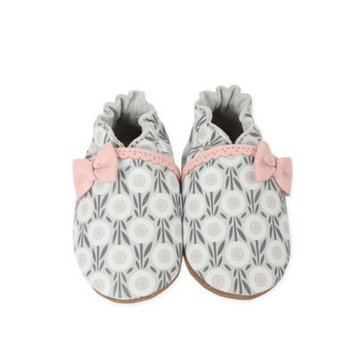 Robeez Soft Soles Wildflowers Shoes, Baby Girls (0-24 months)