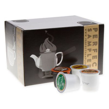 Ssbd Decaf Flavored Coffee Single Serve Cups For K cups Brewer for Keurig K cup Brewer Variety Pack Sampler, 40 Count