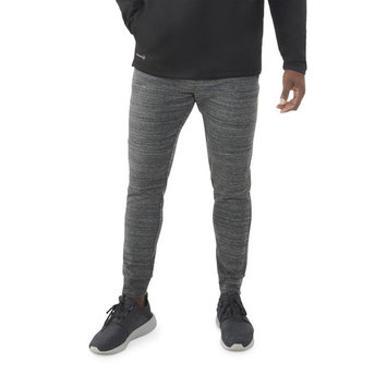 Russell - Russell Men's Fusion Knit Jogger, up to 5XL [name: actual_color value: actual_color-charcoalgreyheather]