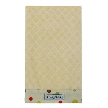 Baby Star Diamond Diaper Burp - Yellow Wonder (Discontinued by Manufacturer)