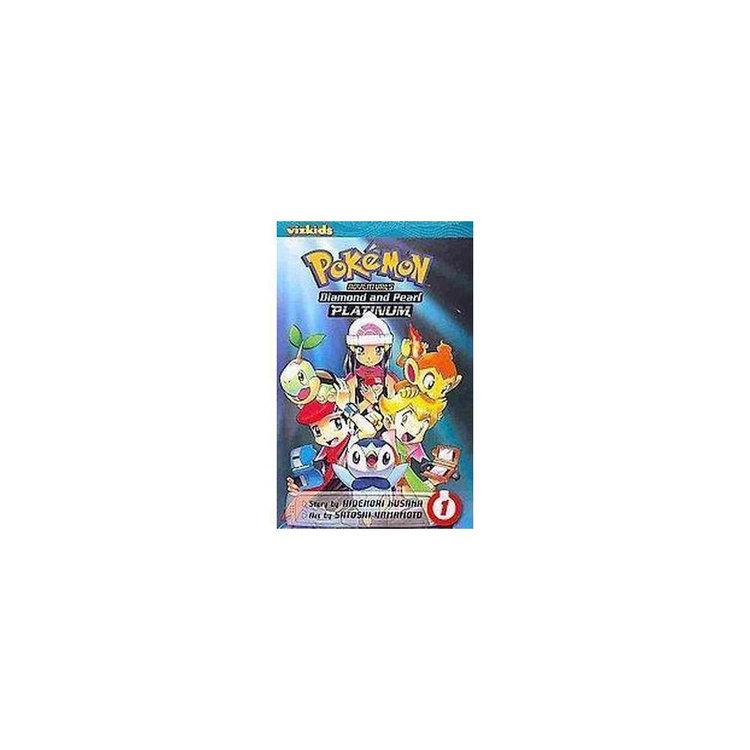 Pokemon Adventures Diamond and Pearl Platinum 1 (Paperback) (Hidenori Kusaka)