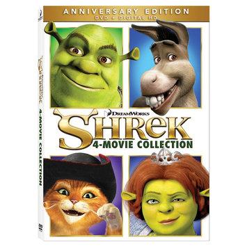 Tcfhe Shrek 4 Movie Collection DVD