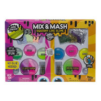 Mix and Mash Squishy Like Slime Kit