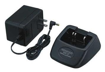 KENWOOD KSC-37 Desktop Charger,3 Hour Fast Charge