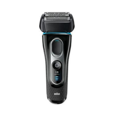 Braun Series 5 5147s Wet & Dry Electric Shaver 4 pc Box