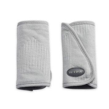 JJ Cole® Reversible Strap Covers in Grey Herringbone