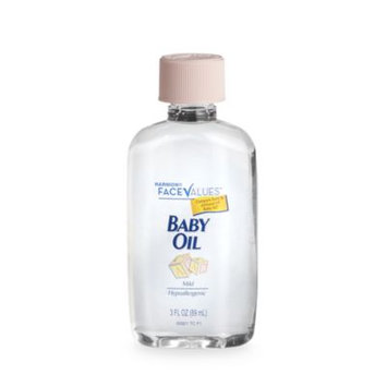 Harmon Face Values 3 oz. Baby Oil