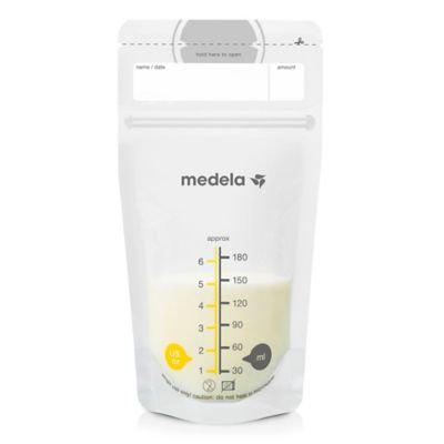 Medela 6 oz. Breast Milk Storage Bags