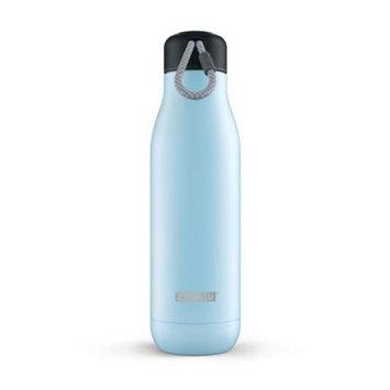 Summit OKU-21446 Zoku Stainless Bottle 25 oz. - Light Blue