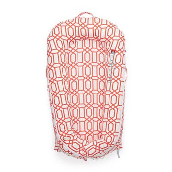 Infant Dockatot Deluxe Stage 1 Docking Sleeper Station, Size One Size - Coral