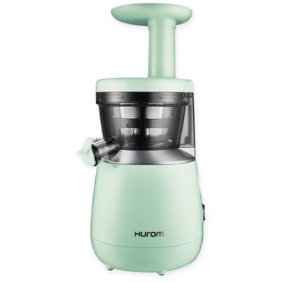 Hurom® HP Slow Juicer in Mint Green