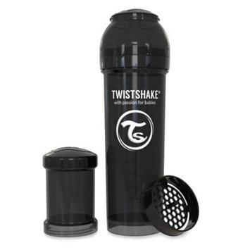Twistshake 330 ml Anti-Colic Bottle Black