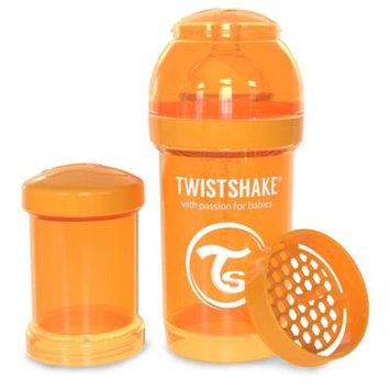 Twistshake Anti-Colic 180ml Bottle in Orange