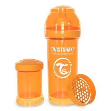 Twistshake Anti-Colic 260ml Bottle in Orange