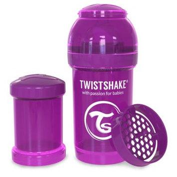 Twistshake Anti-Colic 180ml Bottle in Purple