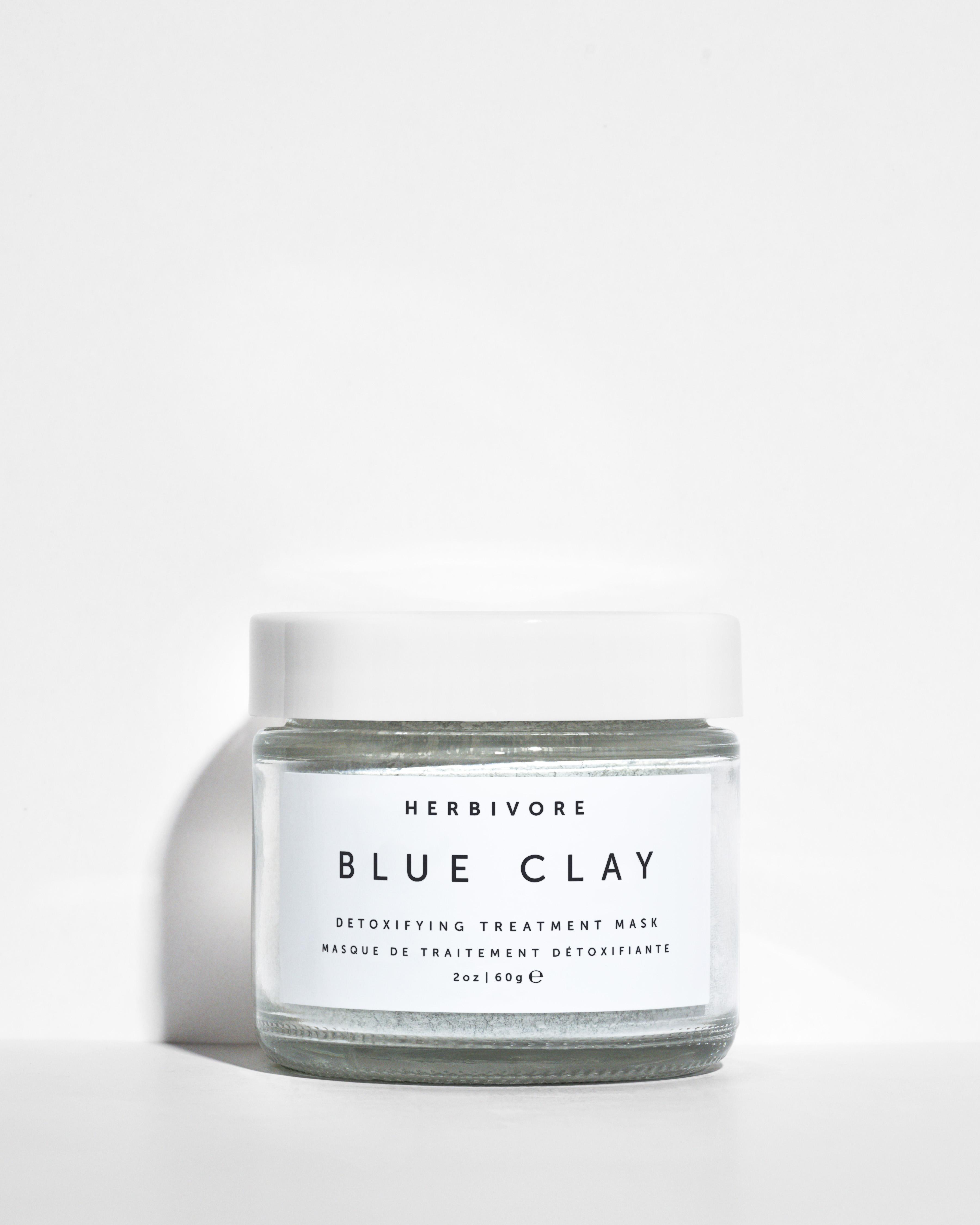 Herbivore Blue Clay Detoxifying Treatment Mask
