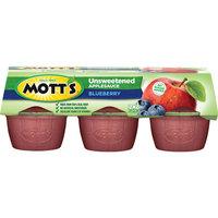 Mott's Healthy Harvest Blueberry Delight Applesauce 3.9 oz 6 ct