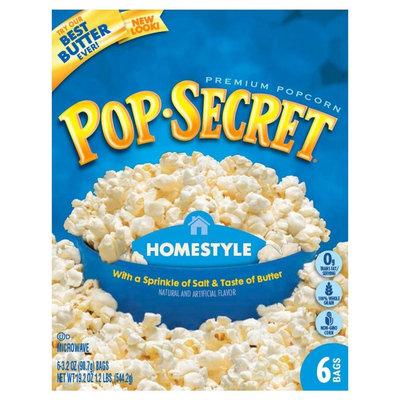 Betty Crocker Pop Secret Homestyle Popcorn 6 pk