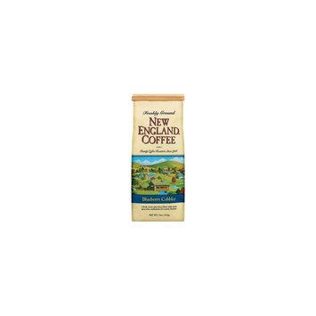 New England Coffee New England Blueberry Cobbler Coffee 11oz
