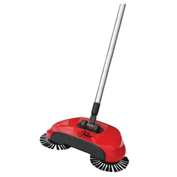 As Seen on TV Fuller Roto Sweep Brooms, Red