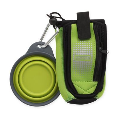 Dexas® Bottlepocket™ Travel Cup in Green