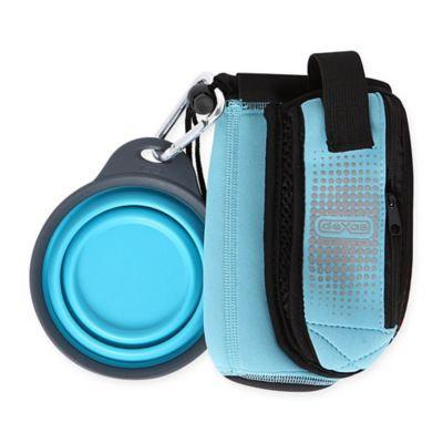 Dexas® Bottlepocket™ Travel Cup in Blue