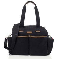 Babymel™ Jesse Diaper Bag in Black