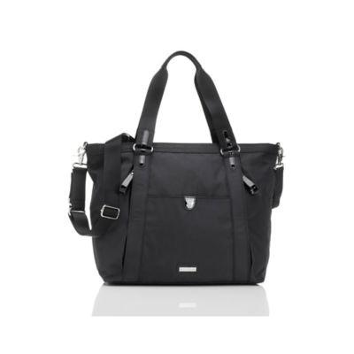 Storksak® Cleo Diaper Bag in Black