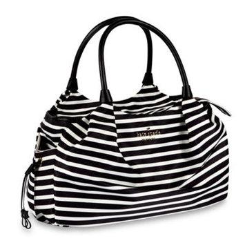 Gap Kate Spade New York - Watson Lane Stevie Baby Bag (Black/Clotted Cream) Handbags