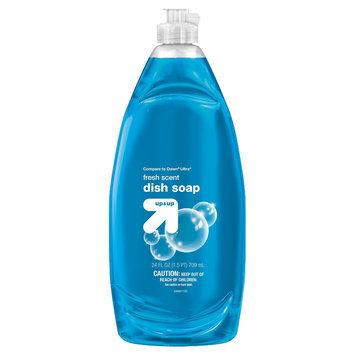 Up & Up Fresh Scent Dishwashing Soap 24-oz.