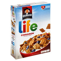 Quaker Life Cinnamon Cereal 21 oz.