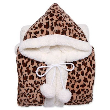 Chic Home Chanda Hooded Snuggle in Brown