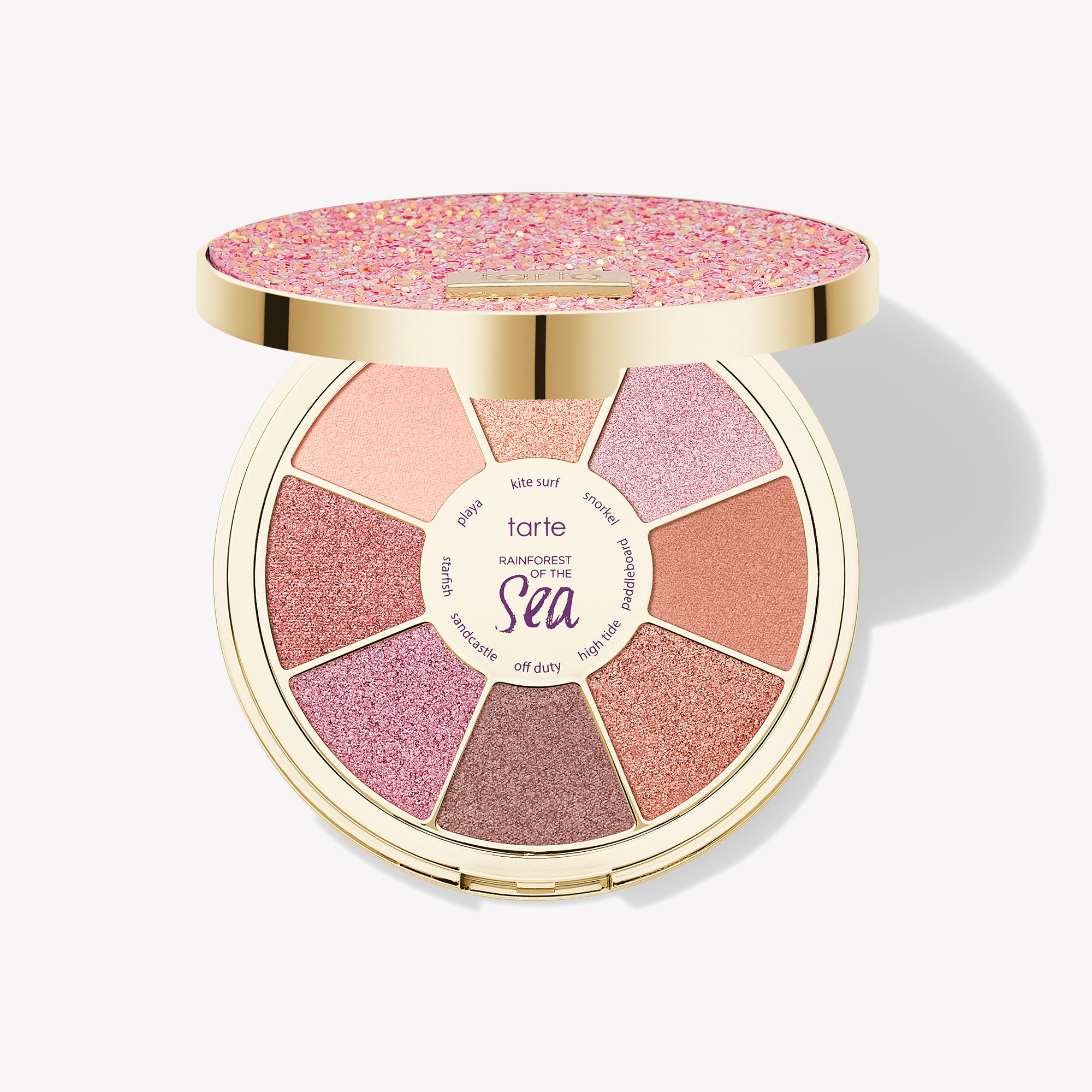 tarte™ Rainforest of the Sea™ sizzle eyeshadow palette