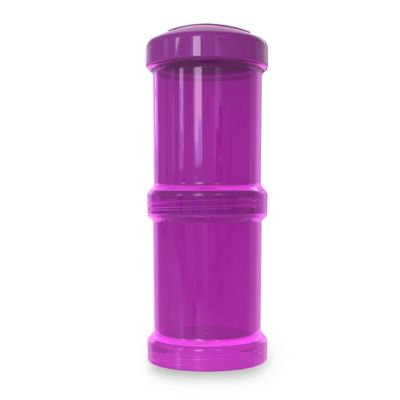 Twistshake 100ml Powder Box 2 Pack in Purple