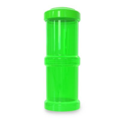 Twistshake 100ml Powder Box 2 Pack in Green