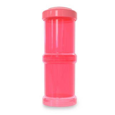 Twistshake 100ml Powder Box 2 Pack in Peach