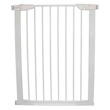 Cardinal Gates Premium Pressure Gate Extra Tall White