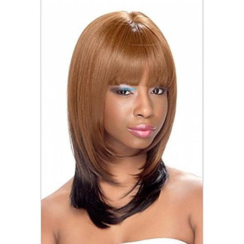 URBAN BEAUTY WIG BOX ASIA - FULL WIG - PREMIUM SYNTHETIC HAIR (1 - JET BLACK)