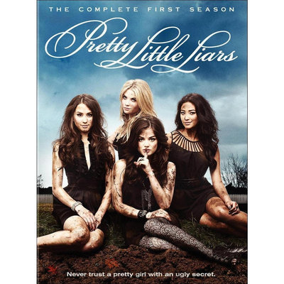 Pretty Little Liars: The Complete First Season Dvd from Warner Bros.